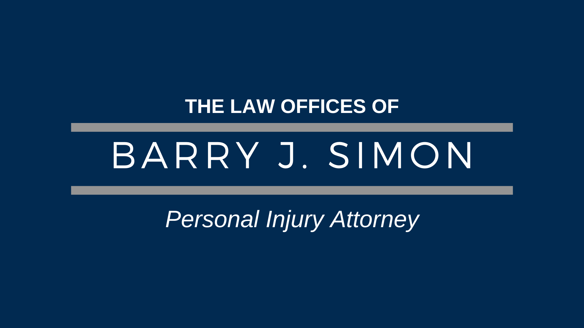 Ca Injury Or Accident Attorney Krest Clients